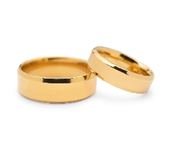 "Gold wedding rings ""VKA 320"""