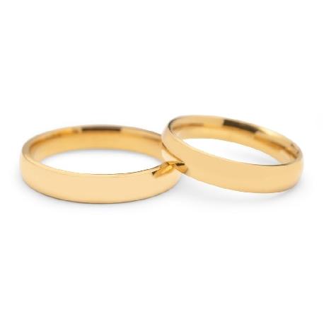 "Gold wedding rings ""VKA 315"""