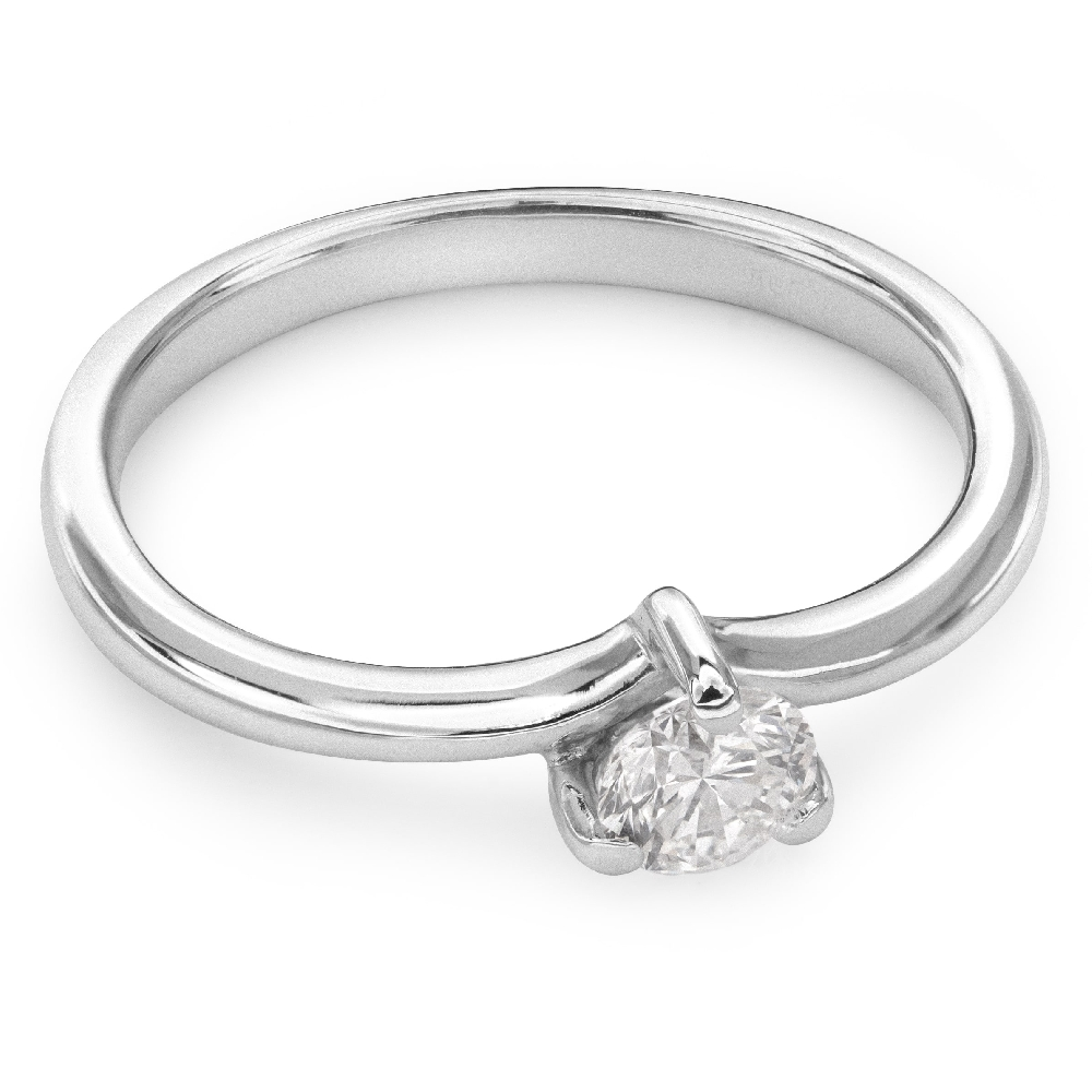 """Engagement ring with brilliant """"Youth 6"""""""