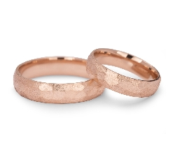 "Gold wedding rings ""VK128 37"""