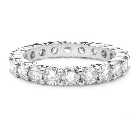 "Golden wedding rings with diamonds ""VKA 301"""