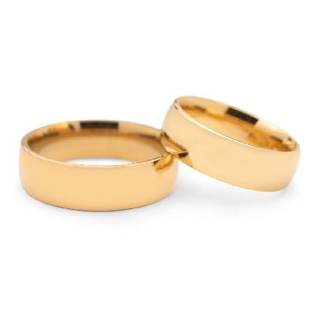 "Gold wedding rings ""VKA 316"""