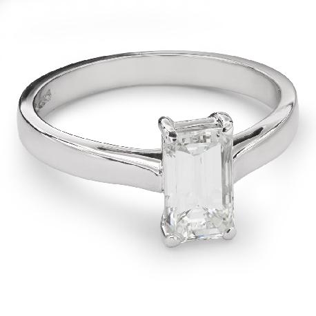 """Auksinis žiedas su Deimantu """"Nepamirštamasis 13"""""""