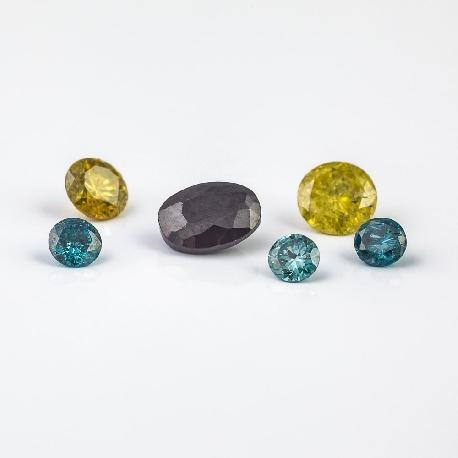 Geltonieji Deimantai 1.5mm