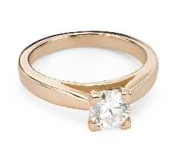 """Engagement ring with brilliant """"Unforgettable 26"""""""