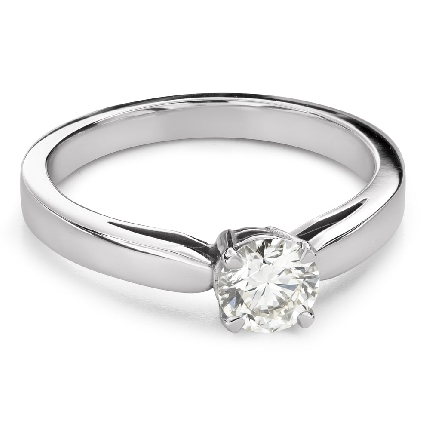 """Engagement ring with brilliant """"Strength 159"""""""