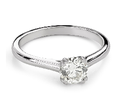 """Engagement ring with brilliant """"Unforgettable 29"""""""