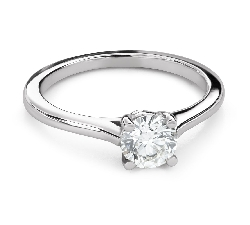 """Engagement ring with brilliant """"Unforgettable 32"""""""