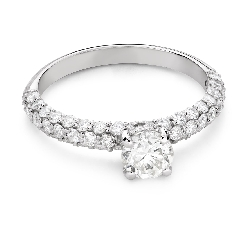 """Engagement ring with brilliant """"Grace 172"""""""