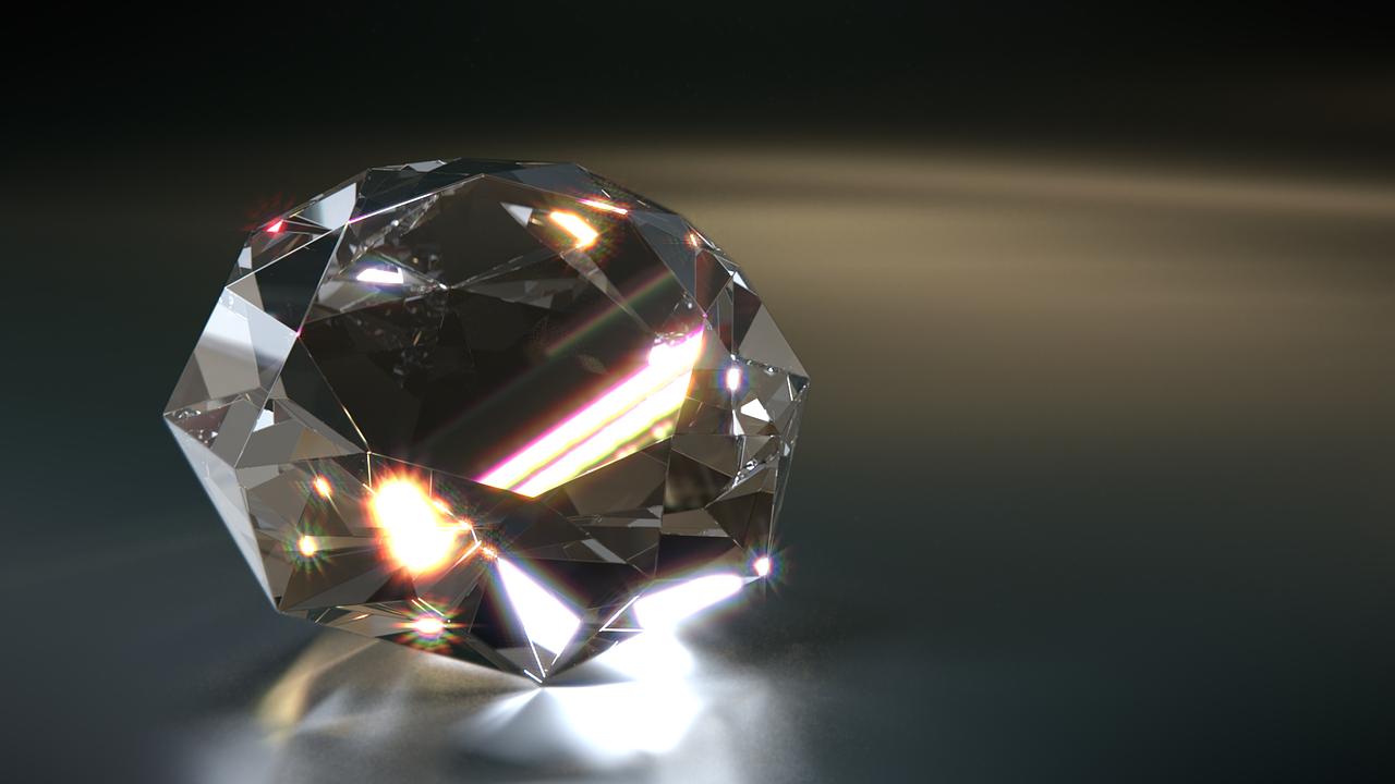 Deimantiniai papuošalai
